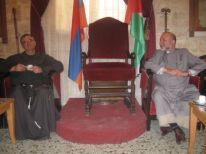 09. visiting the Armenian monks