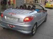 20. just a car
