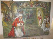 24. Pope Paul VI visited Cenacolo in 1964
