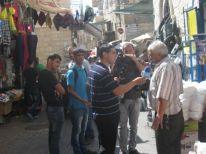 01. interview in Bethlehem