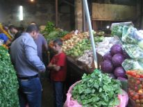 09. fruit and vegetables for sale