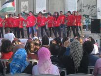16. sumud festival AEI