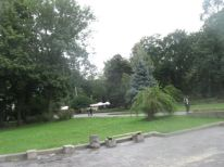 10. a park in the centre
