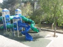04. playground for children in Jerusalem