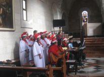 12. a Philippine choir