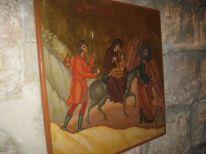 13. an icon in the Greek Orthodox sheperdfields