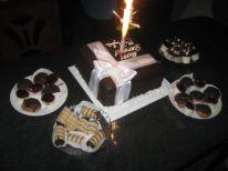 13. happy birthday for Najwan