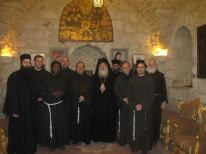 15. congratulations for the Greek Orthodox monks