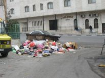 10. rubbish in front of Paradise hotel
