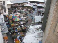 12. market in Ramallah near taxi station