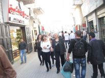 16. shopping street