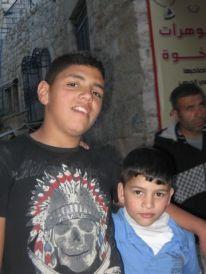04. two Palestinian boys
