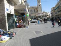 12. Good Friday, quiet in the street as usual
