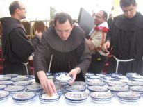 19. preparing for the communion