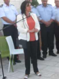 27. Mayor Bethlehem Vera Balboun