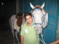 19. he loves the donkey