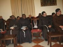 03. students for the reception of the Ethiopian patriarch