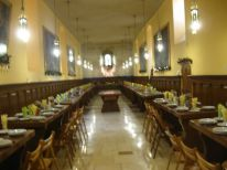 05. the refectory in Bethlehem
