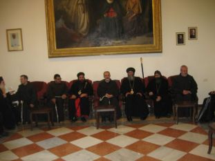 02. Syrian Orthodox and Coptic visitors