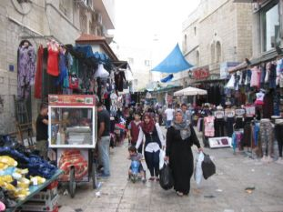 10. shopping treet Bethlehem