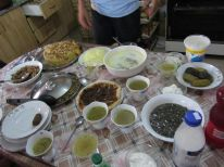14. Iftar meal