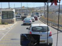 04. extra security at tunnel checkpoint
