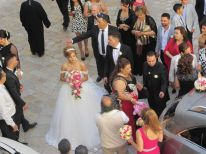 40. a wedding in our church