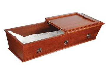 S-1 Coffin from Exodus CoffinWorks, Inc.