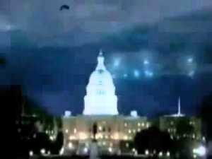 1952 UFO Flyover of Washington DC.