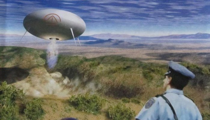 Nm Socorro Ufo Incident