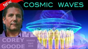 Preparing for Disclosure & Solar Flash Events – Corey Goode at Cosmic Waves