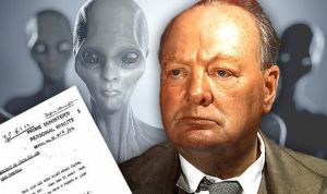 How Winston Churchill's Views on Aliens Were Revealed in Lost Letter