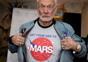 Buzz Aldrin: It's Time to Focus on the Great Migration of Humankind to Mars