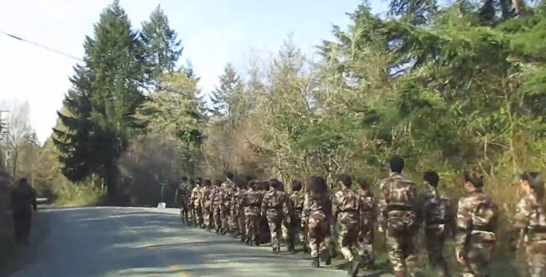 """China Amassing """"Tens-of-Thousands"""" of Troops in Canada"""