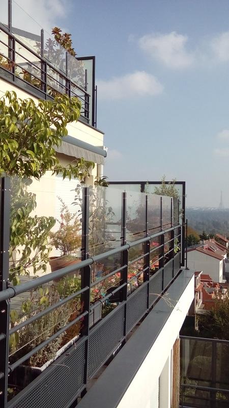 panneaux coupe vent terrasse