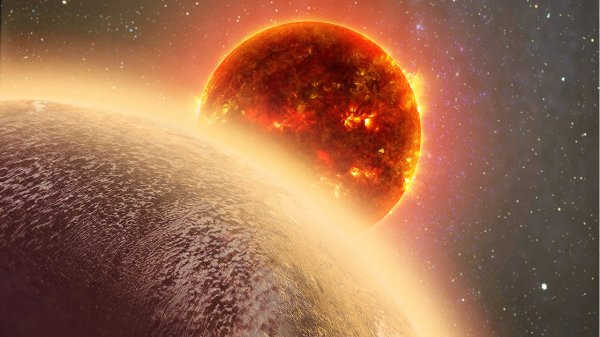 Venus-like exoplanet might have oxygen atmosphere, but not ...