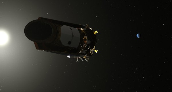 NASA retires Kepler space telescope, passes planet-hunting ...