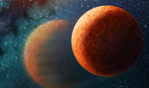 Mars-size planet orbits distant star – Exoplanet ...
