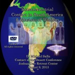 Disc cover ET Contact in South America & Ascended Beings