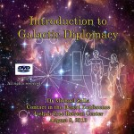 Disc cover Galactic Diplomacy - Contact in Desert