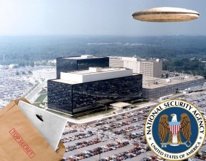 NSA Leaked documents and UFOs