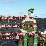 Star Visitor Sanctuary Opening Ceremony
