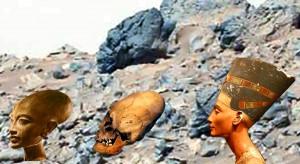 Martian skull