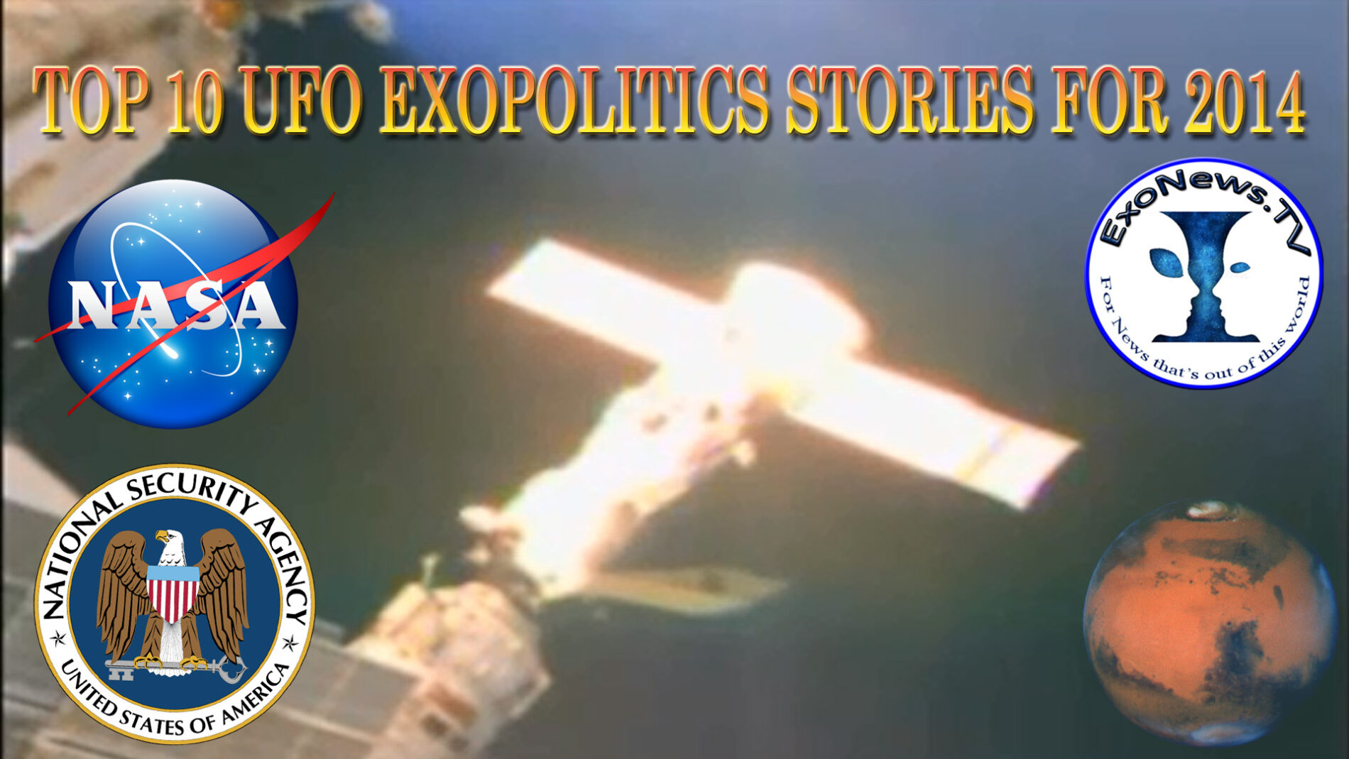 Top ten UFO and exopolitics stories for 2014 » Exopolitics