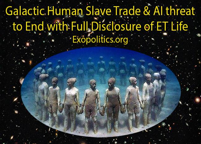 Galactic Slave Trade