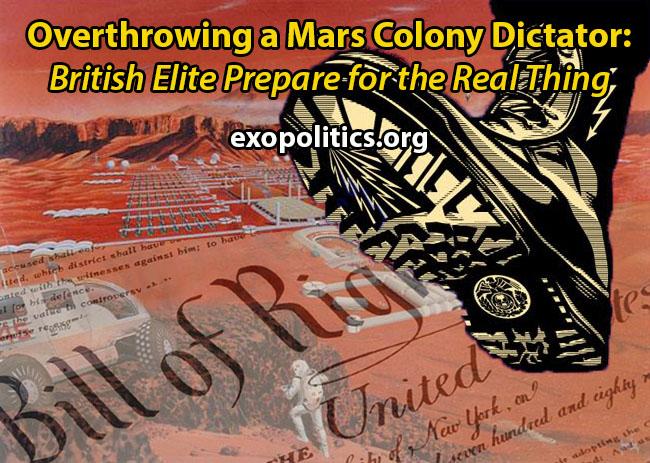 Mars Colony Dictatorship