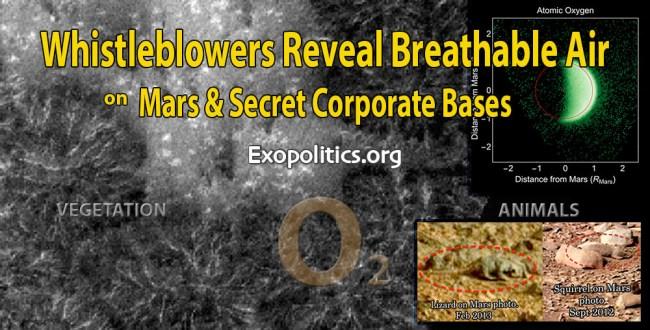 Comparing Mars Whistelblower testimonies