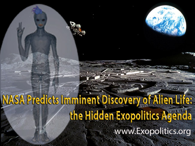 NASA predicts imminent discovery of alien life: the hidden ...