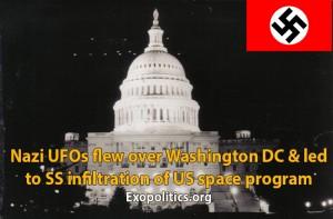 OVNIS nazis sur le Congrès