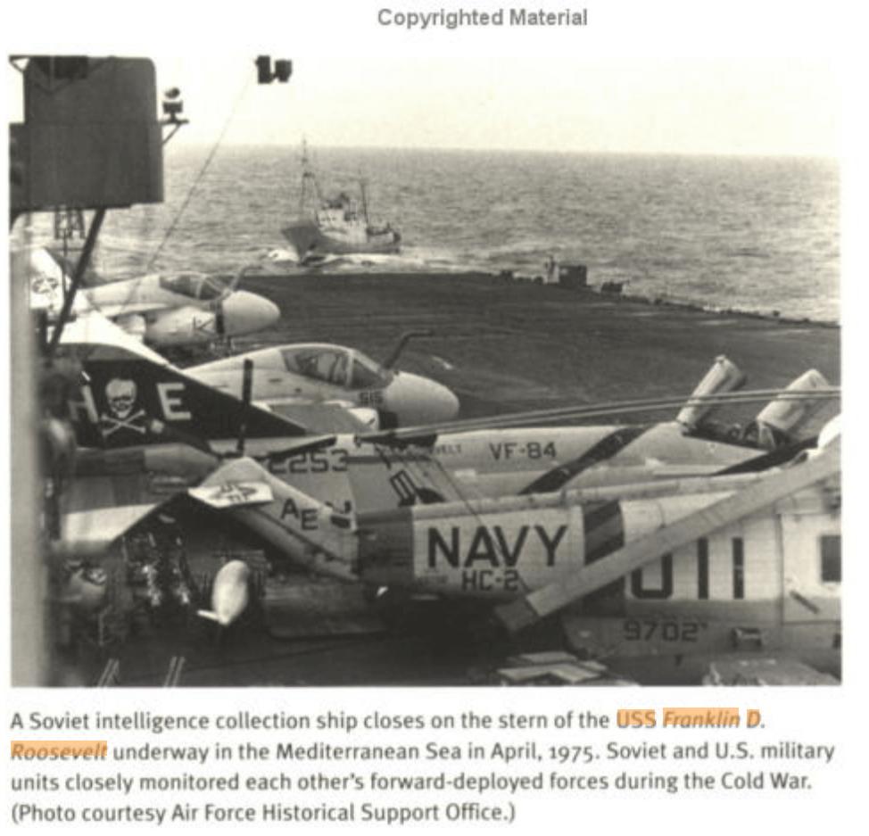original of Aircraft carrier ufo photo-1